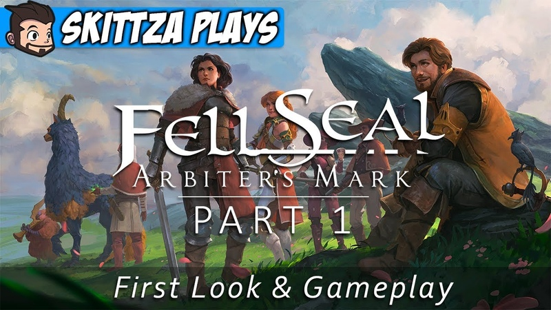 Fell Seal Arbiter's Mark Part 1 First Look Gameplay