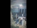 Останкинская башня - Бумеранг Таймлапс
