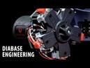 Diabase Engineering H Series Multi Material 3D Printing CNC Milling Laser Scanning Machine