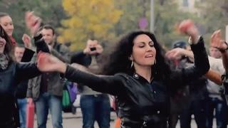 цыганский флешмоб (Румынские цыгане)