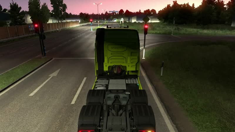ETS 2 V1.33.2.0S Multiplayer - Вторник 04.12.2018