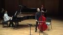 A.Misek sonata No.2 1mov Doublebass Minje Sung [contrabass 콘트라베이스 더블베이스 성민제]
