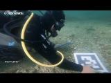Виртуальное погружение с аквалангом и без