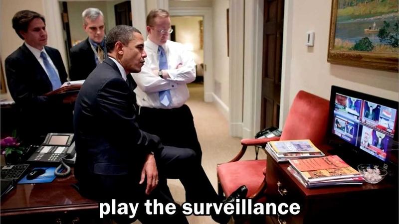 Blurred Lines PARODY Obama Been Watchin' ~ Rucka Rucka Ali