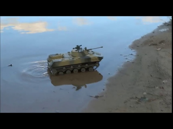 BMD-2 116 test wodny