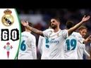 Highlight MADRID VS CELTA VIGO 6-0