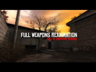 Full Weapons Reanimation | CoC Modding