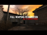 Full Weapons Reanimation CoC Modding