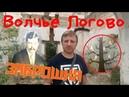 Заброшенная усадьба Волчье Логово с Васильевка