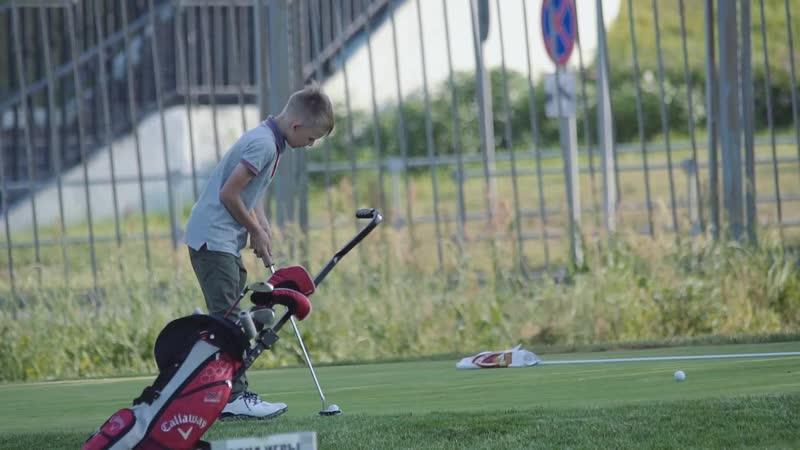 Турнир по гольфу Живи ярко с Динамо