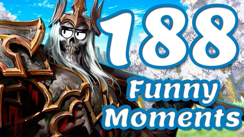 Heroes of the Storm: WP and Funny Moments 188