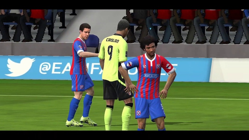 FIFA 16 ultimate IOS Android Replay Gameplay 1080p 160