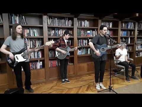 4. Концерт Акустика на балконе: группа Chosen By Eywa, 19 апреля 2019 в библиотеке им. Белинского