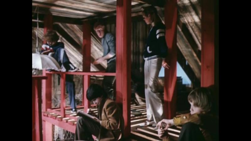 Приключения Электроника (1979), реж. Константин Бромберг.