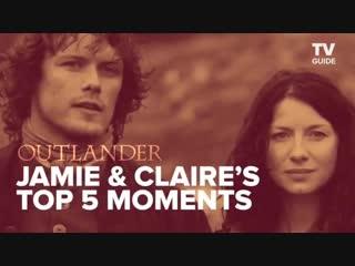 Топ 5 моментов с Джейми и Клэр