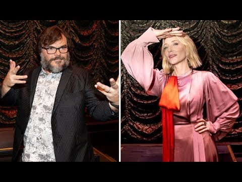 Cate Blanchett and Jack Black on The House with a Clock in Its Walls