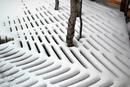 Снегорадиатор.