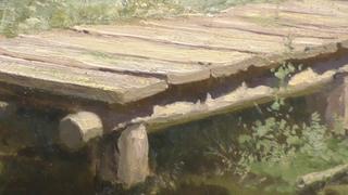 Обзор картины В.Д. Поленова