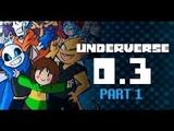 Underverse 0.3 Пробуждение Часть 1 (Озвучка)