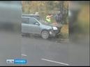В Ярославле произошло ДТП с участием полицейского автомобиля