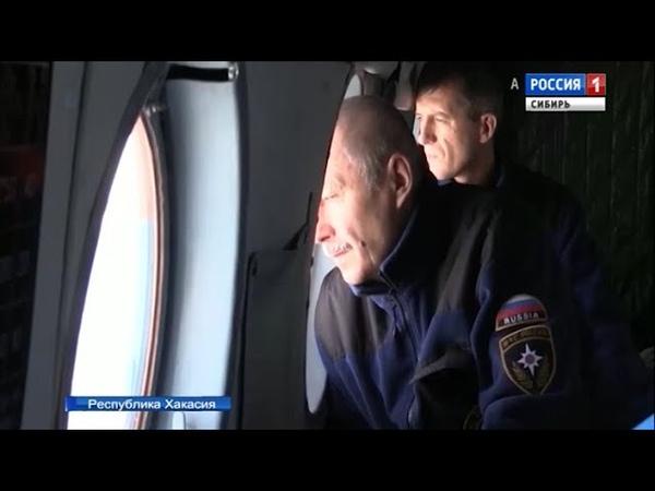 40-градусные морозы не оставили надежды на спасение пропавших туристов в Хакасии