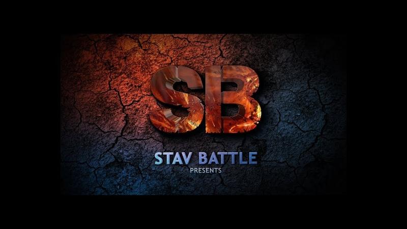 SB (Stav Battle) 1 XAOC VS RUS.LAN
