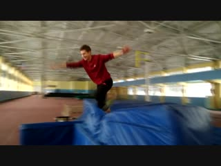 Maxim Solovey - High Jump World Record - 2.46 m!!!