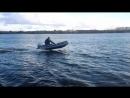 Тест-драйв лодки Solar 350 с мотором Honda 10