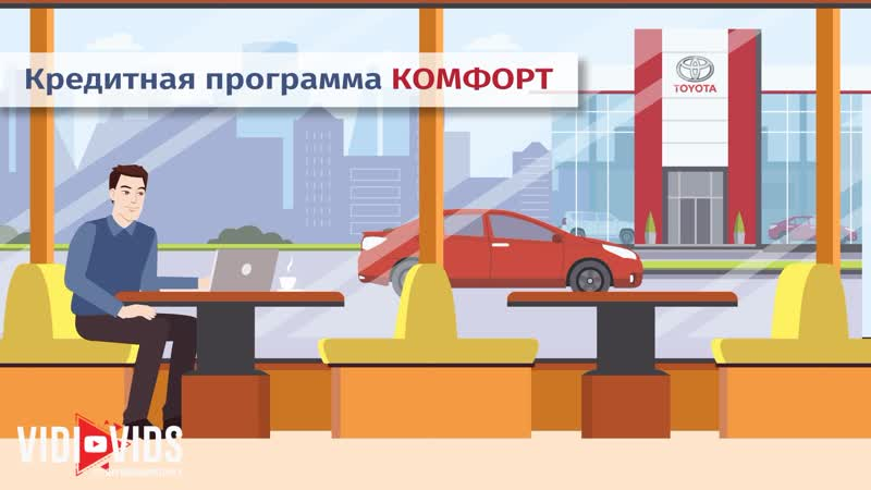 Кредитная программа для покупки автомобиля