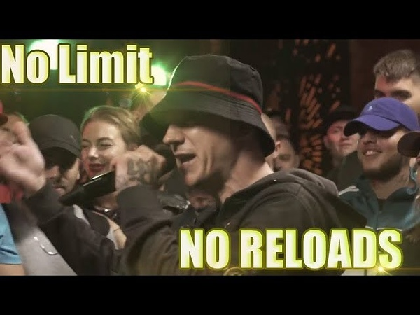 VERSUS GAZ MC No Limit 3 РАУНДА ПРОТИВ Talibal