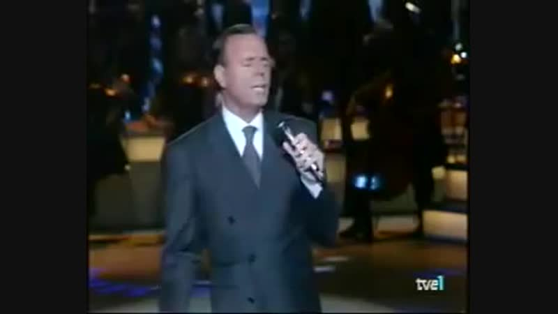 """Julio Iglesias ( POR EL AMOR DE UNA MUJER ) """""""