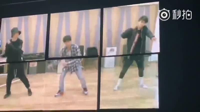 Tablo dance Fire