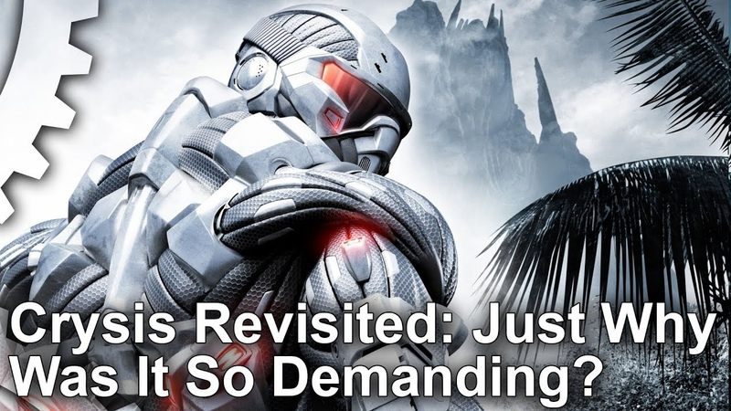 Crysis 10 Years On Why Its Still Melting The Most Powerful Gaming PCs