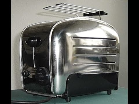 REVIEW: Sunbeam 2-Slice Toaster, Part One!
