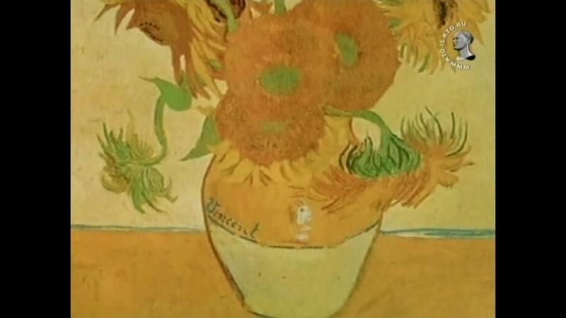 Великие художники. Постимпрессионисты, Винсент ван Гог