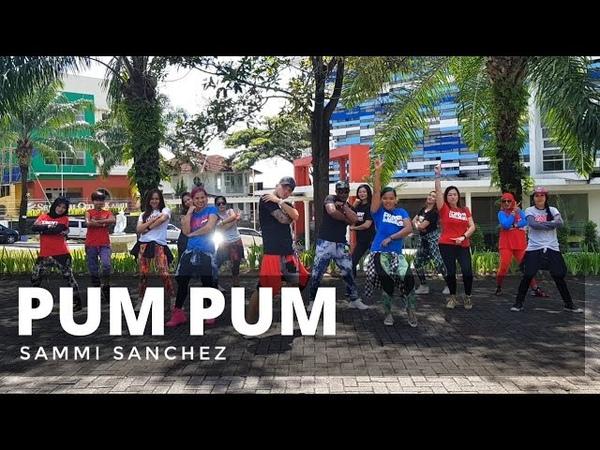 PUM PUM by Sammie Sanchez | Zumba® | Pop | Kramer Pastrana