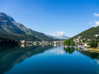 Швейцария - Санкт - Мориц