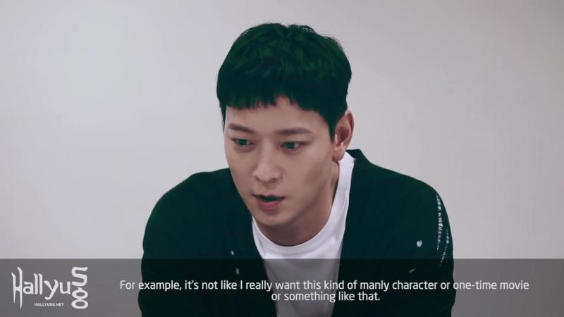 Gang Dong Won talks about his Hollywood debut_ Tsunami LA