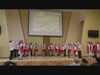 Республика Мордовия. Ежегодный школьный фестиваль