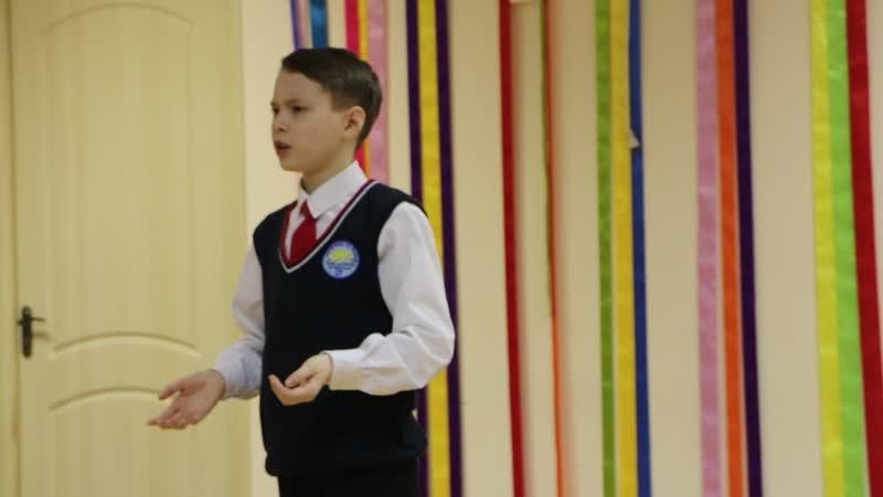 Пенедельник начинается в субботу братья Стругацкие читает Андрей Каппи ученик Гатчинской СОШ №7