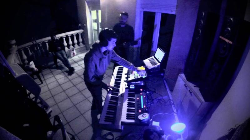Sascha Funke - Mango (Guitar Keyboards Cover) | Berlin Calling OST