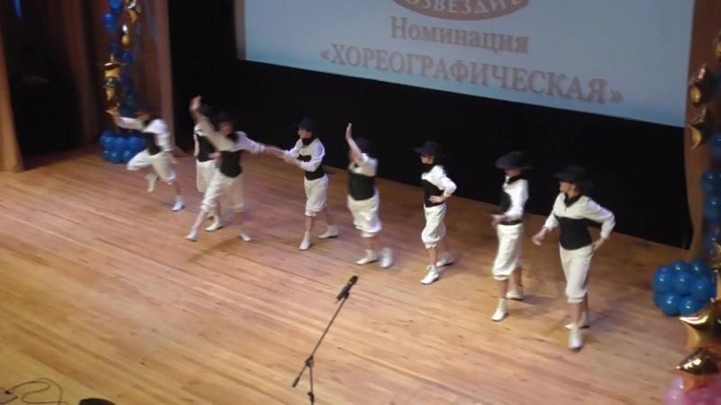 Танец Кантри 720p mp4