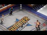 Jeff Hardy VS Randy Orton