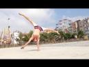 Radmir Sakaev Handstand 2014 1080р HD