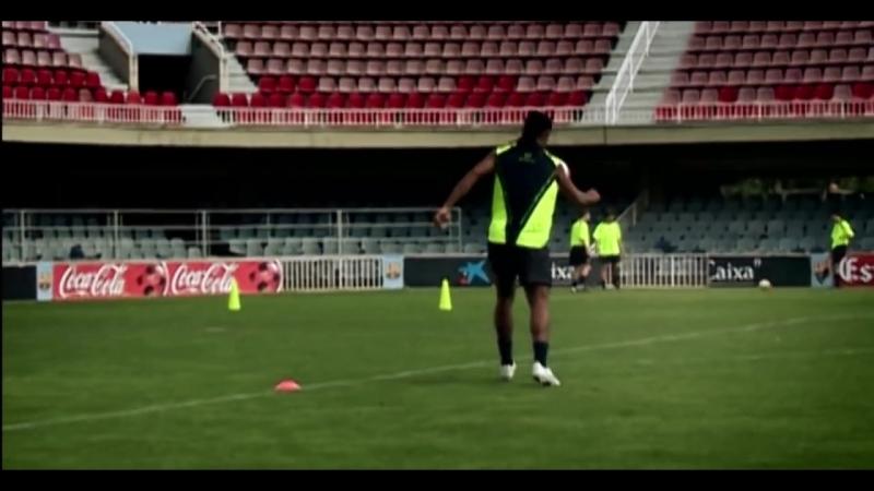 Nike Football Presents- Ronaldinho Crossbar Remastered