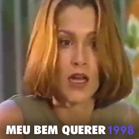 """Flávia Alessandra 🅰️ on Instagram: """"Depois de ser citada em tantas novelas, Serro Azul finalmente ganha as telinhas em """"O Sétimo Guardião"""". Chegou..."""