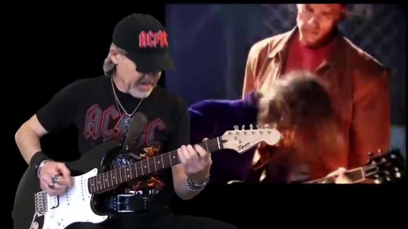 AC_DC - Big Gun (Guitar Cover)