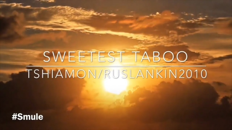 Sade Sweetest Taboo Karaoke duet (with lyrics)
