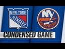 New York Rangers vs New York Islanders – Sep.22, 2018 | Preseason | Game Highlights\