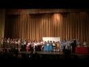 Финал Гала-концерта фестиваля Черноморские легендыНаграждение.